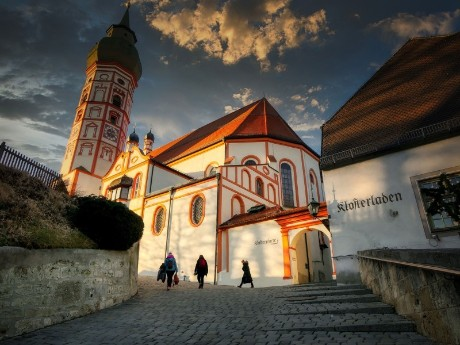 Kloster Andechs