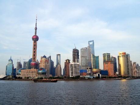 Cityhotels in Shanghai