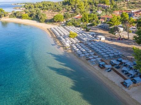 griechenland-chalkidiki-lagomandra beach