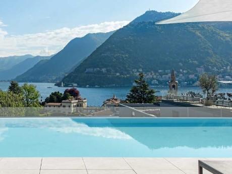 italien-como-hilton-lake-como-roof pool