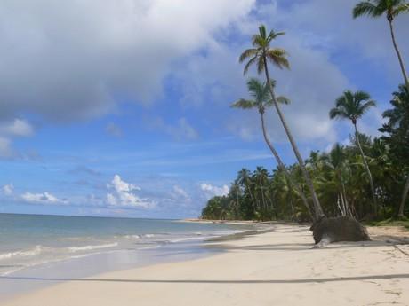 Strandvergnügen Samaná Halbinsel