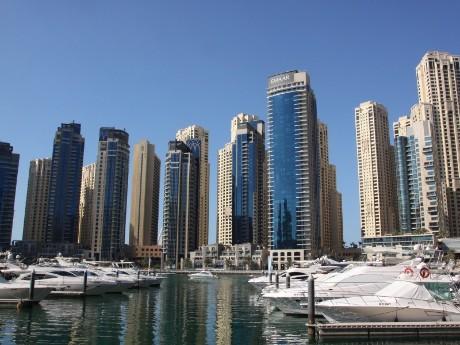 Marina von Dubai