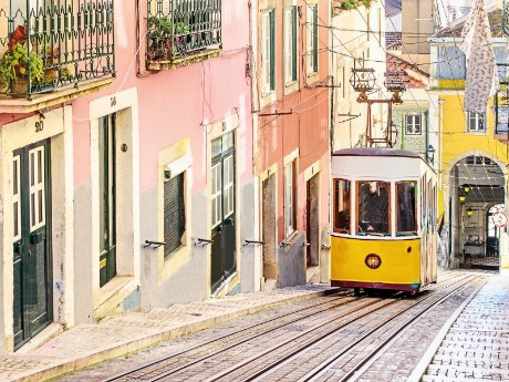 Verlängerung Lissabon - inklusive Flug