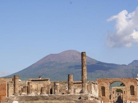 Pompei Vesuv