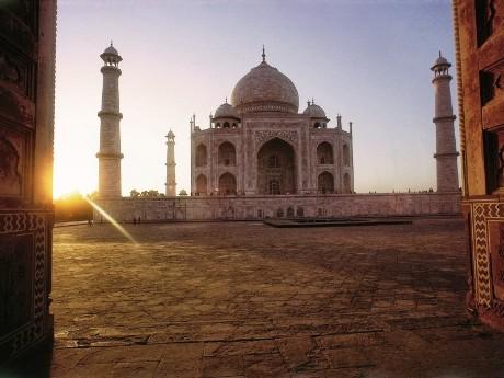 Rajasthans Goldenes Dreieck