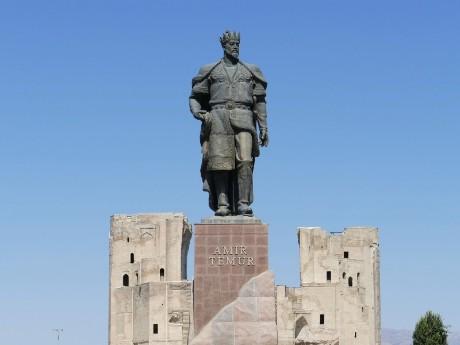 Denkmal von Amur Timur, Shahrisabz
