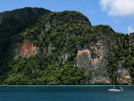 Erholung auf Koh Phi Phi