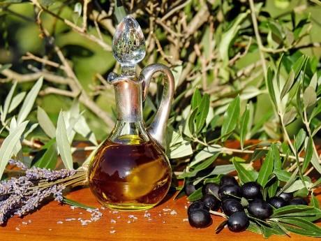 Italien-Sizilien-Olivenöl