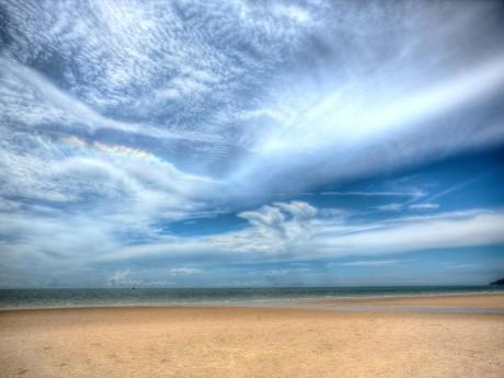 Erholung am Strand von Hua Hin