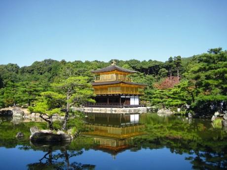 Goldener Pavillion Kyoto