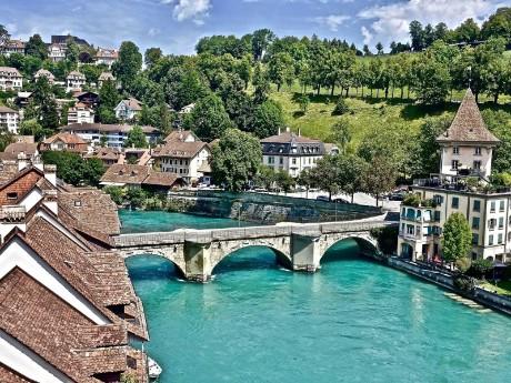 Malerische Brücken, Bern