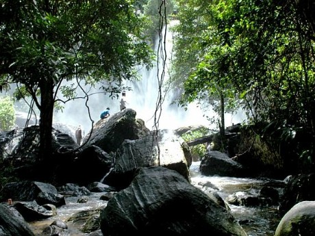 Kulen Waterfall