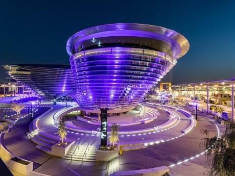 vae-dubai-expo2020-night, the future of