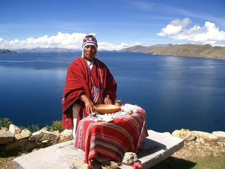 Welt der Inkas