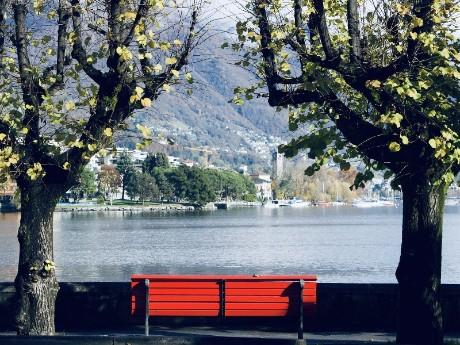 Bank am See, Lugano
