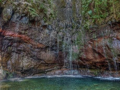 Wasserfall, Levada das 25 Fontes