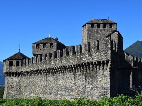 Mittelalterliches Bellinzona