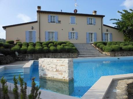 Borgo Condé - Poolbereich