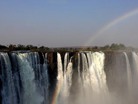 Majestätische Vic Falls