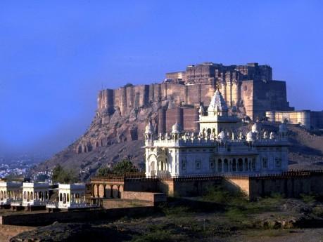 Jodhpur- Mehrangarh Fort & Jaswant Thada