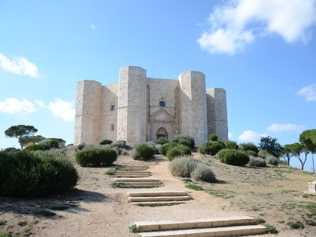 Italien-Bari_Castel del Monte