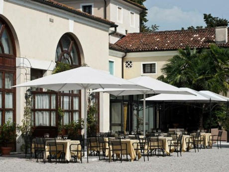 Villa Tacchi - Außenbereich