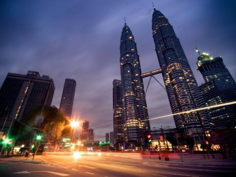 Zwllingstürme von Kuala Lumpur