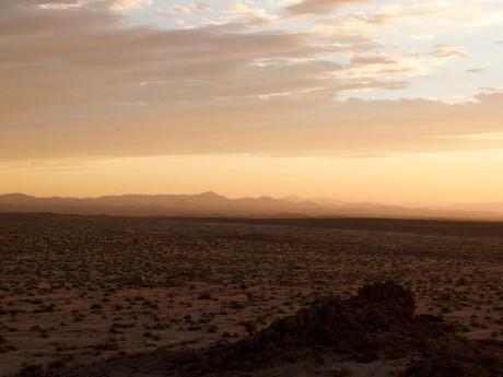 Unendliche Weiten Namibias