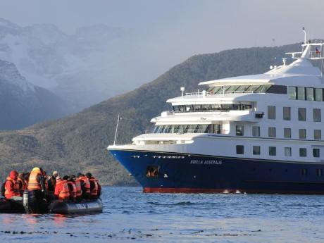 MS Australis - Kreuzfahrt