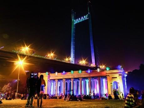Howrah Brücke - Kolkata