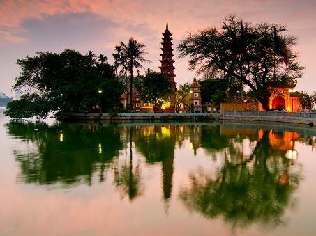 Stopover in Hanoi