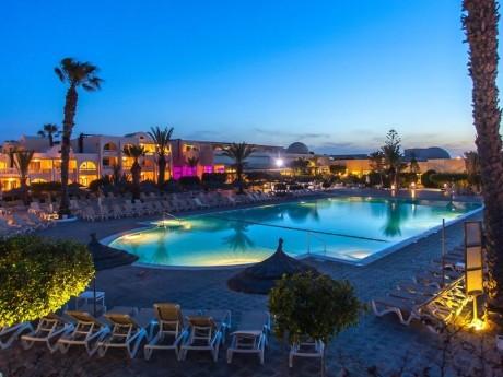 Verlängerung im Djerba Aqua Resort - inklusive Flug