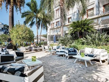 Hotel Caravel - Außenbereich