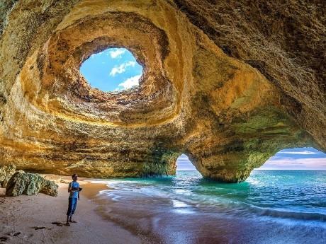 Verlängerung an der Algarve