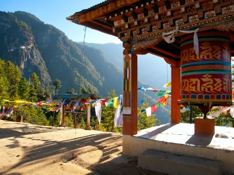 Taktshang Kloster