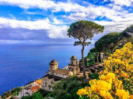 Italien-Amalfiküste