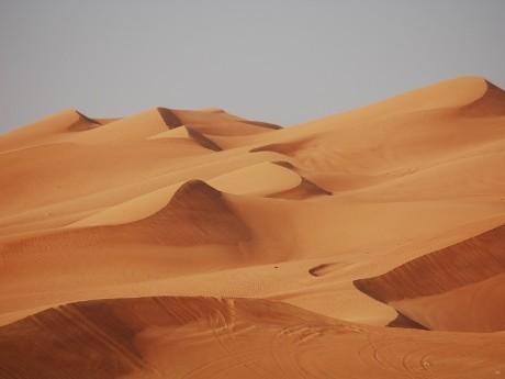 Wüstenwelt Dubais
