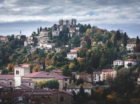 italien-bergamo-altstadt