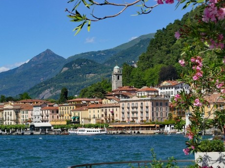Italien-Comer See - Bellagio