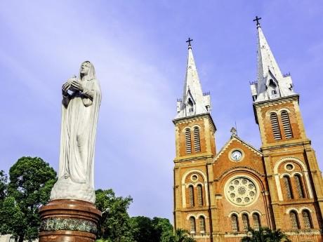 Notre Dame Kathedrale, Saigon