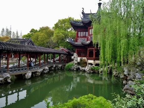 Yuyuan Garten
