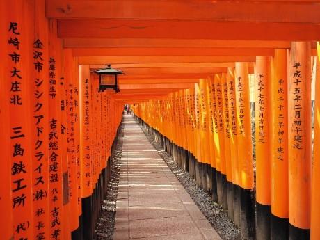 Fushimi Inari Schrein