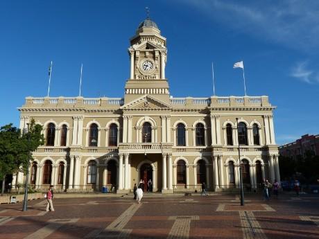 Rathaus Port Elizabeth