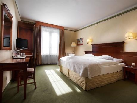 Hotel Reine Victoria, DZ Superior
