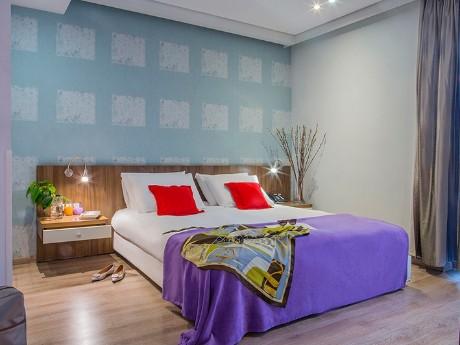 griechenland-athen-novus hotel-zimmerbsp