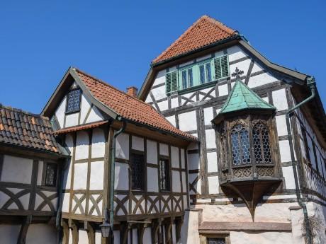 Fachwerk in Eisenach