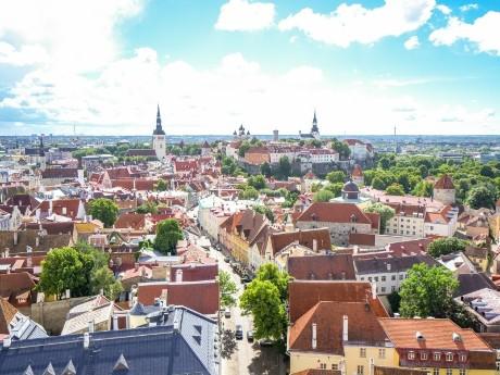 Mittelalterliche Altstadt von Tallinn