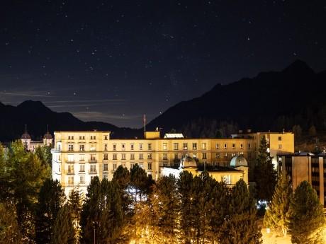 Reine Victoria bei Nacht, St. Moritz