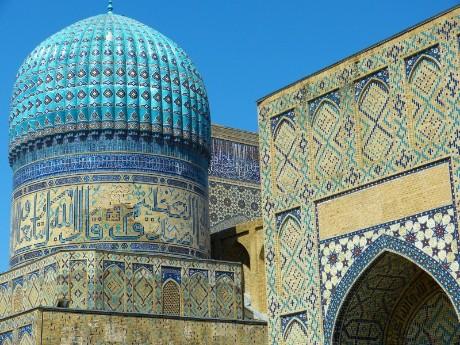 usbekistan-samarkand-bibi-chanum-moschee