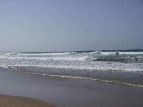 Erholung am Indischen Ozean